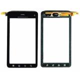 Tela Vidro Touch Screen Toque Motorola Xt860 Milestone 3 3g