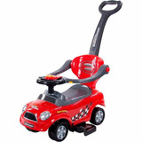 Baby One Caminador Autito 2 En 1 C/sonido