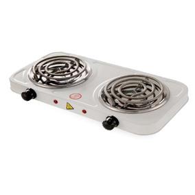 Cocineta Electrica 2 Hornillas Incluido Iva
