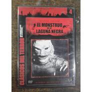 El Monstruo De La Laguna Negra * Clasicos Del Terror * Dvd