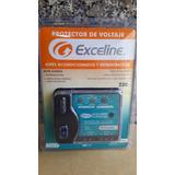 Protector De Voltaje Exceline Aa Y Refrig Alta Carga 220v