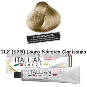 Coloração Nº 11.2 (52s) Itallian Color Tinta Color Silk 60gr