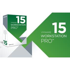Vmware Workstation 15 Pro V2018 - (novo) + Licença Original