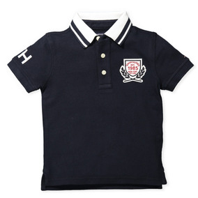 Tommy Hilfiger Camisa Infantil Tipo Polo Talla 6
