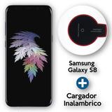 Samsung Galaxy S8 + Cargador Wireless