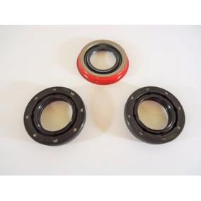 Kit Retentores Diferencial Eixo Dianteiro S10 Blazer 4x4