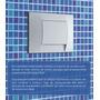 Tapa Deposito A Tecla Suma Ideal 84010 Universal Blanca