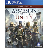 Ps4 Assassins Creed Unity Limited Edition Sony Store