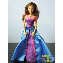 Boneca Barbie Teresa Alexa Castelo De Diamantes Mattel