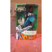 Max Steel Doble Lanzador / Mattel