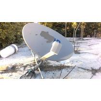 Antena Satelital Eliptica