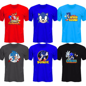 Remeras Sonic The Edgehog Sega Genesis *mr Korneforos*