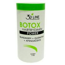Botox 3d-line Profissional Power Branco (1kg)