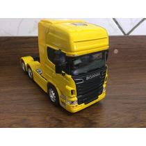 Miniatura Caminhão Scania R730 1/32 Trucado