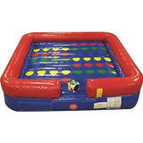 Animosa Inflable Interactivo Twister Juego Incluye 1,0 Hp B