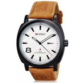 Relógio Curren 8139 Masculino Luxo Esportivo