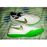 Vendo Zapatos Nike Mercuriales Originales