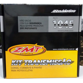 Kit Relação Xre 300 2009 2010 2011 2012 2013 2014 2015 0221