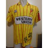 Camiseta Deportivo Pereira Colombia 2003 2004 #32 Utilería L