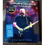 Gilmour David Remember That Night Dvd (importado)