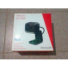 Camara Lifecam Hd-5000