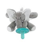 Wubbanub Chupete Infantil, Diseño De Elefante