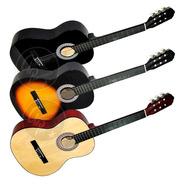 Guitarra Electro Criolla Importada Superior Colores Garantia