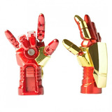 Memoria Usb 16 Gb Iron Man Mano Metal/ Usb Personaje Marvel