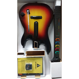 Guitarra Guitar World Tour Playstation 2 Original Nueva