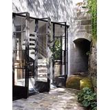 Puerta Hierro Plegable Basculante Separador Plegadiza Int/ex