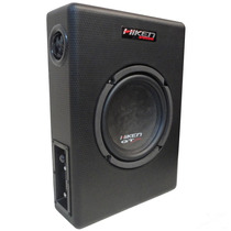 Caixa Som Amplificada Automotiva Slim Gtx8 Subwoofer Pickup