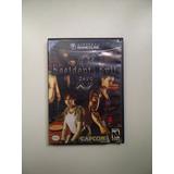 Resident Evil 0 Gamecube Mas Memory Card
