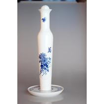 Abajur Luminária Led Porcelana Chinesa