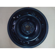 Roda De Ferro Vw Fox Polo Golf Aro 15 5x100 Original