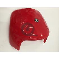 Tapa Frontal Rojo Zb 110 Zanella