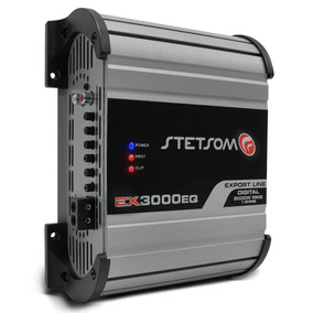 Modulo Stetsom Ex3000 Similar Taramps Hd3000 1 Ohm 3000w Rms