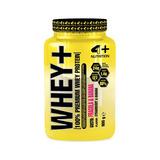 Whey+ 4 Plus Nutrition - 900g - Morango C/ Banana