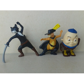 Gato Con Botas Mcdonalds