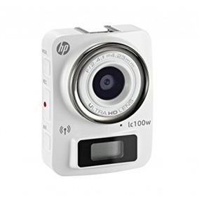 Câmera De Ação Hp Lc100w 8mp Com Wi-fi E Gravações Em Loop