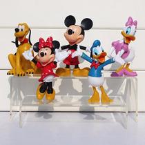 Set De 5 Personajes Mickey Y Sus Amigos Decoracion Tortas
