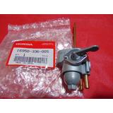 Torneira Gasolina Cb125 K5 Cb200 Honda 16950-336-005