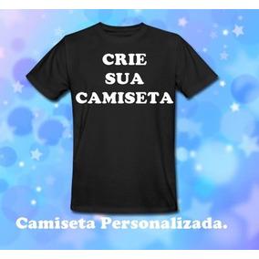 6c4fd9f41 Camisetas Personalizadas Sua Estampa Criamos - Calçados