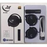 Auricular Bluetooth Microfono Inalambrico Mg-808