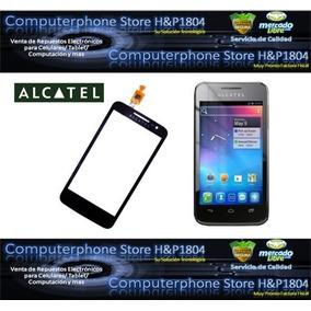 Mica Tactil Alcatel One Touch Ot5020 Ot5020a Totalmente Nuev