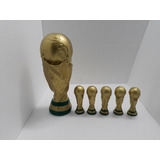 Mini Trofeu Festa - Trofeu de Futebol no Mercado Livre Brasil 36fb207b7685b