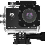 Câmera De Navcity Ng-100b 12mp Full Hd Case À Prova D