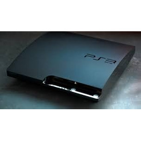 Console Ps3 Slim Semi Novo 60gb Com Garantia