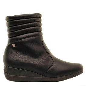 Botas Mujer Taco Chino 4cm Piccadilly Forro Térmico
