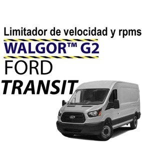 Limitador Gobernador De Velocidad Camioneta Ford Transit