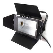 Refletor Foto E Vídeo Soquete E-27 - Para Led E Halogena